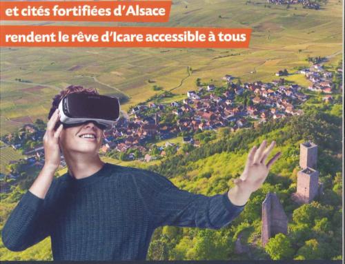 Drone de Château !