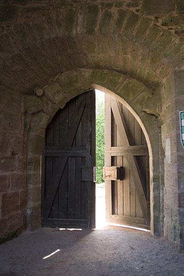Le château est fermé à la visite jusqu'à nouvel ordre
